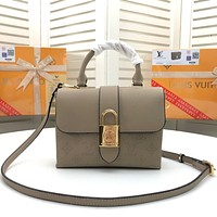 LV Louis Vuitton EPI LEATHER One Handle HANDBAG SHOULDER BAG