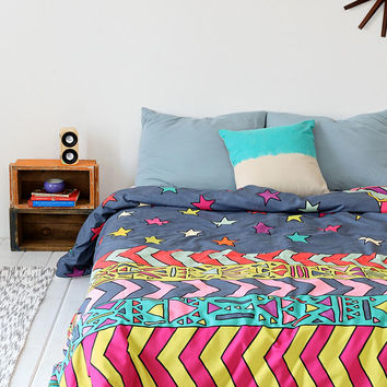 Bianca Green For DENY My USA Duvet Cover - Urban Outfitters
