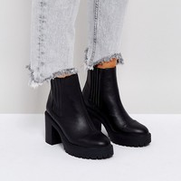 ASOS EAST Chunky Chelsea Boots at asos.com