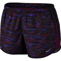 Nike 10K Dri-FIT Printed Running Shorts - Women's, Size: