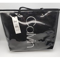Calvin Klein Mallory Clear Tote with Defects