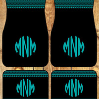 Car Mats Monogrammed Gift Ideas Car Accessories Car Mat Personalized Car Mats Monogrammed Car Mats Front Car Mats