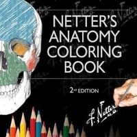 Netter's Anatomy Coloring Book: With Student Consult Access (Netter Basic Science)