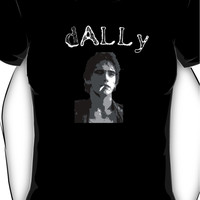"""The Outsiders Dallas """"Dally"""" Winston Greaser Women's T-Shirt"""