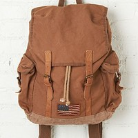 Free People Canvas Backpack