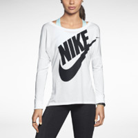 Nike Signal Long-Sleeve Women's T-Shirt