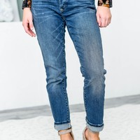 Dear John Slim Stretch Jean
