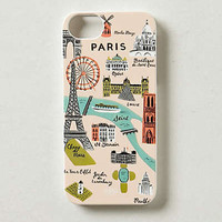 Anthropologie - City Of Lights iPhone 5 Case