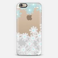 Daisy Dance on Wood iPhone 6 case by Micklyn Le Feuvre   Casetify