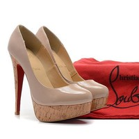 CL Christian Louboutin Fashion Heels Shoes-87