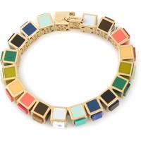 Eddie Borgo Small Cube Braclet - The Webster - Farfetch.com