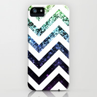 Chevronia XII iPhone & iPod Case by Rain Carnival