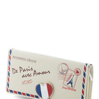 ModCloth Travel Euro Invited Wallet