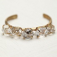 Torchlight Jewelry  Herkimer Diamond 5 Stone at Free People Clothing Boutique