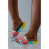 Pool Party Sandals: Multi