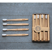 Guest Toothbrush Set design by Izola