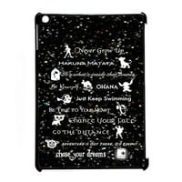 disney lessons learned mash up on sparkle for iPad Air CASE *RA*