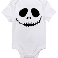 Baby Bodysuit - Jack Skellington