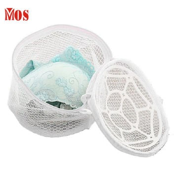 Mosunx Business Hot Selling Delicate Convenient Bra Lingerie Wash Laundry Bags Home Using Clothes Washing Net