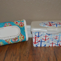 Simply Sheek Wipe Boxes/ Customize your box today!