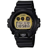 Casio Polarization G-Shock Mens Flash Alert - Brushed Metallic Dial - Resin Band