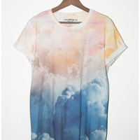 The Cloudy Tee | Last But Won