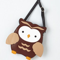 Critters Critter-cal Mass Bag in Owl by ModCloth