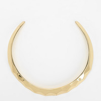 Embossed Collar Necklace - Urban Outfitters