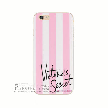 Victoria/'s Secret PINK Luxe Hard Plastic Case Cover for Apple iPhone 6 6S