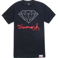 Diamond Supply Co Script Logo