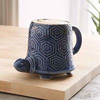Plum & Bow Reactive Turtle Mug
