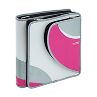 Five Star Zipper Binder 8 12 x 11 1 12 Rings Assorted Colors by Office Depot