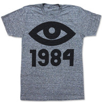 1984 Big Brother is Watching by printliberation on Etsy