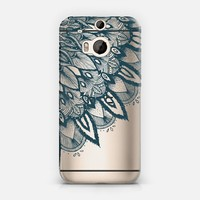 Brilliant HTC One M8 case by Rose | Casetify