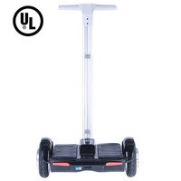 The Newest Hoverboard with Handle Bar Bluetooth