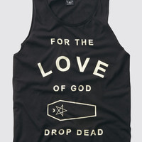 For The Love of God Vest