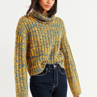 BDG Chunky Turtleneck Sweater   Urban Outfitters