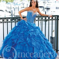 Quinceanera Collection 26757 by House of Wu | Quinceanera Dresses | Quince Dresses | Dama Dresses | GownGarden.com
