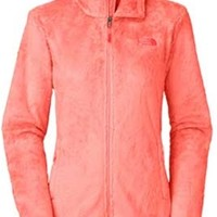 The North Face Osito 2 Jacket for Women in Neon Peach C782-EEG