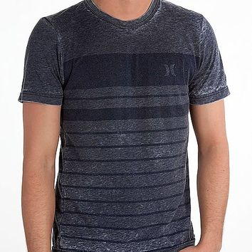 Hurley KC Crew Striped T-Shirt