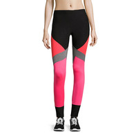 Xersion™ Medium Support Removable Cup Sports Bra, Windbreaker, or Colorblock Leggings - JCPenney