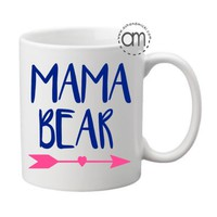 Mother's Day Gift, Gifts For Mom, Mama Bear
