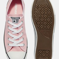 Converse Pink Dainty Chuck Taylor All Star Trainers