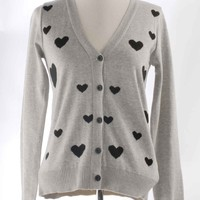 Heart sweater [R6-PL] - $15.99 : OMGbebe.com, Trend and New Vintage Clothing