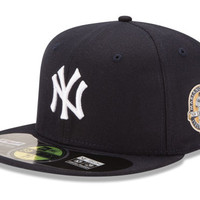 New York Yankees MLB Rivera Side Patch On Field 59FIFTY Cap
