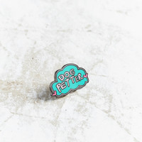 Annie Free X UO Dog Petter Pin | Urban Outfitters