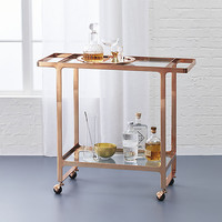 dolce vita bar cart