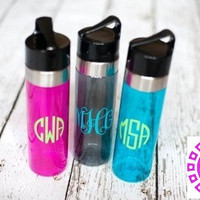 Eastman Water Bottles - Sororities Only