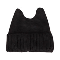 ROMWE | Cat Ear Ski Cap, The Latest Street Fashion