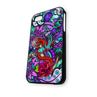 Anchor Flash Rose Paisley iPhone 5C Case